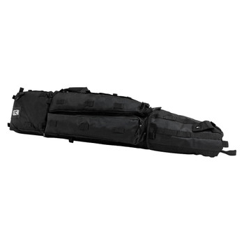 NCSTAR Vism Black Drag Bag (CVDB2912B)