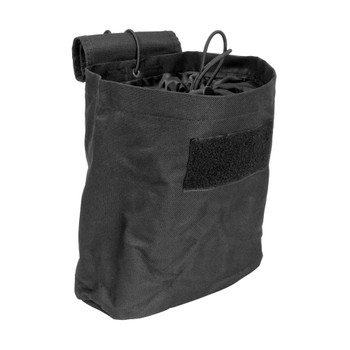 NCSTAR Vism Folding Black Dump Pouch (CVFDP2935B)