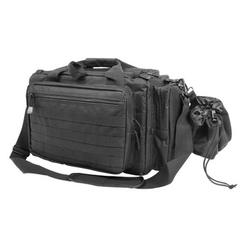 NCSTAR Vism Competition Black Range Bag (CVCRB2950B)