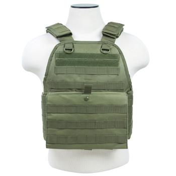 NCSTAR Vism By Ncstar Green Plate Carrier Vest (CVPCV2924G)