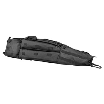 NCSTAR Vism Urban Gray Drag Bag (CVDB2912U)