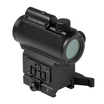 NCSTAR Vism By Ncstar Micro Red/Blue Dot Reflex Sight with Green Laser (VDBRGLB)