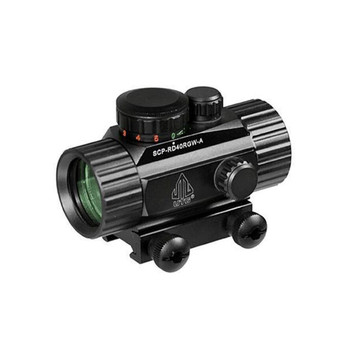 UTG ITA Red/Green CQB Dot Sight with Integral Mount (SCP-RD40RGW-A)