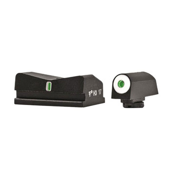 XS SIGHT SYSTEMS DXT Big Dot Walther CCP/PPS/PPS M2 9/40 Sight Set (WT-0002S-5)
