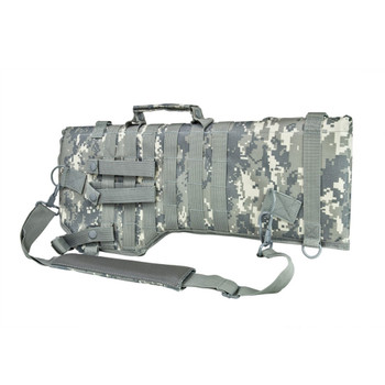 NCSTAR Tactical Rifle Digital Camo Scabbard (CVRSCB2919D)