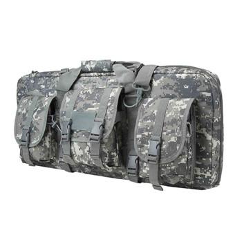 NCSTAR Deluxe AR & AK Pistol, Subgun Digital Camo Gun Case (CVCPD2962D-28)