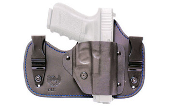 FLASHBANG HOLSTERS Prohibition Capone S&W Shield Right Hand Black Inside the Pants Holster (9420-SHIELD-10)