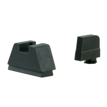 AMERIGLO For Glock (Except 42/43) Tall Suppressor Height Front/Rear Sight Set (GL-506)