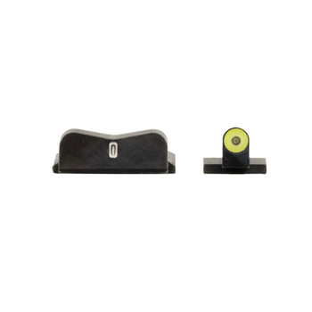 XS SIGHT SYSTEMS DXT2 S&W M&P Shield Big Dot Night Sights (SW-0030S-5Y)
