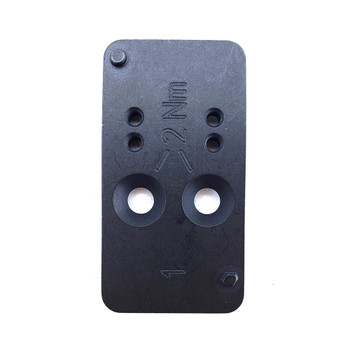 HK VP9 Optics Mounting Plate #1 (50254261)