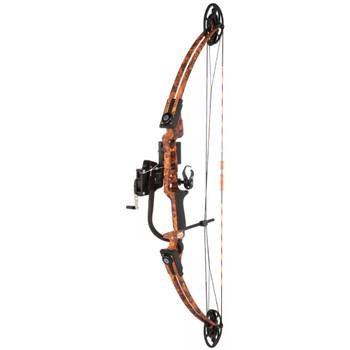 AMS BOWFISHING The Hooligan 24-50# Left Hand Bowfishing Bow (B805-LH)