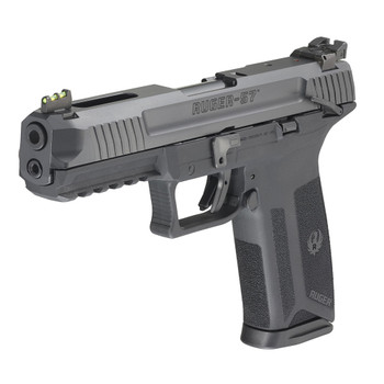 RUGER-57 5.7x28mm 4.94in 20rd Semi-Auto Pistol (16401)