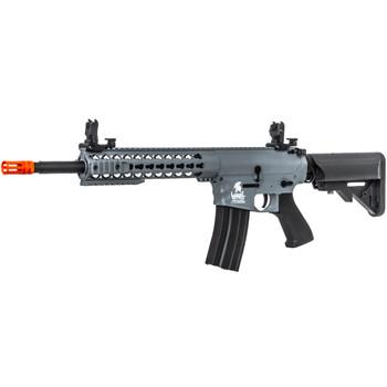 LANCER TACTICAL M4 Gen 2 EVO 10in KeyMod Gray Airsoft AEG Rifle (LT-12YK-G2)
