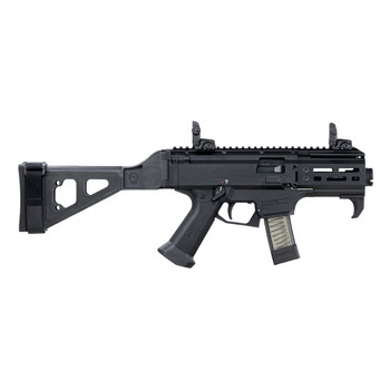 CZ Scorpion Evo 3 S2 Micro 9mm 4.12in 20rd Pistol with Folding Brace (91345)