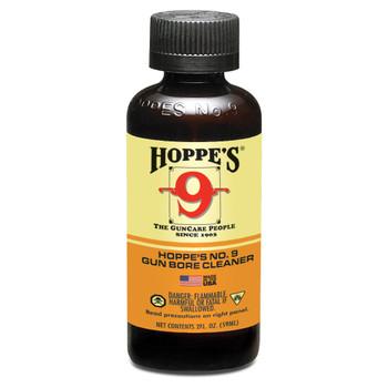 HOPPE'S No. 9 2oz Bottle Gun Bore Cleaner (902)