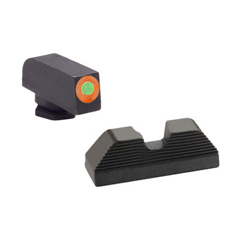 AMERIGLO UC Tritium Sight Set for Glock 17,19,22,23,24,26,27,33,34,35,37,38,39 (GL-353)