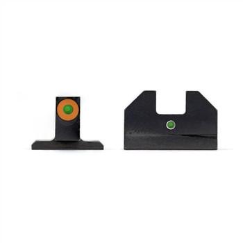 XS SIGHT SYSTEMS F8 Sig P320/P365/P225/P226/P229/Springfield XD/XDm/XDs/FN 509 Night Sight (SI-F012P-5)