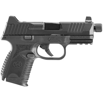 FN AMERICA 509 Compact Tactical 9mm Luger 4.32in 24rd Pistol (66-100782)
