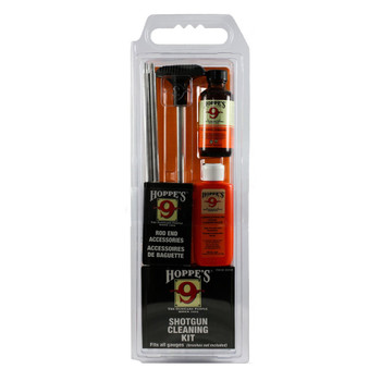 HOPPE'S Universal Shotgun Aluminum Rod Cleaning Kit Clamshell Pack (SGOUB)