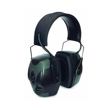 HOWARD LEIGHT Impact Pro Electronic NRR 30 Earmuff, Black (R-01902)