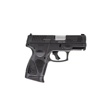 TAURUS G3C 9mm 3.2in 12rd Semi-Automatic Pistol (1-G3C931)