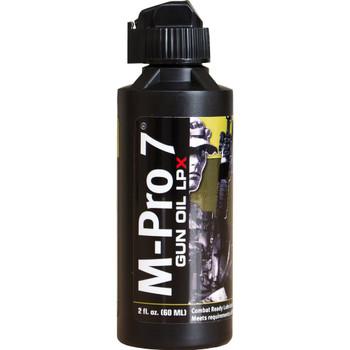 M-PRO 7 Gun Oil LPX 4oz Squeeze Bottle (070-1453)