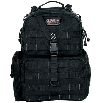 G OUTDOORS Tactical Range Backpack (GPS-T1612BPB)