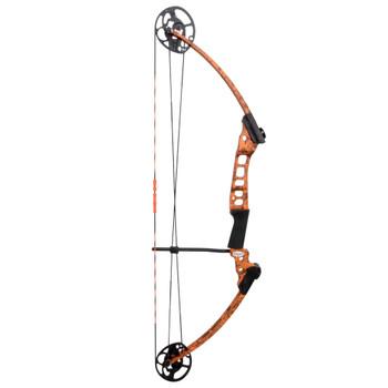 AMS BOWFISHING The Hooligan 24-50# Left Hand Bowfishing Bow Only (B800-LH)