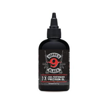 HOPPES Black Precision 2 Oz Gun Oil (HOPHBL2)