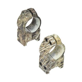 NIKON High 1in Mossy Oak Brush Steel Scope Rings (829)