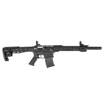 CITADEL Boss-25 12Ga 18.75in 5rd Black Semi-Automatic Shotgun (CBOSS2512)