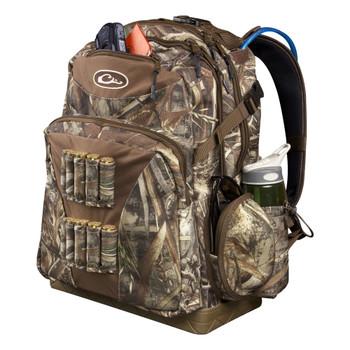DRAKE Swamp Sole Realtree Max-5 Backpack (DB3581-015)