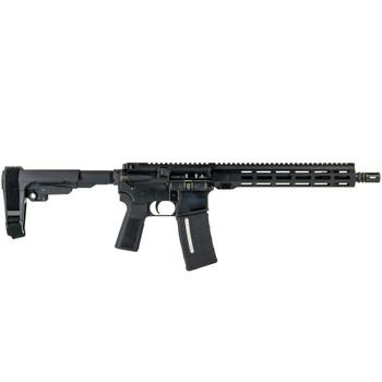 IWI US Zion-15 5.56mm NATO 12.5in 30rd Black Semi-Auto Pistol (Z15TAC12)