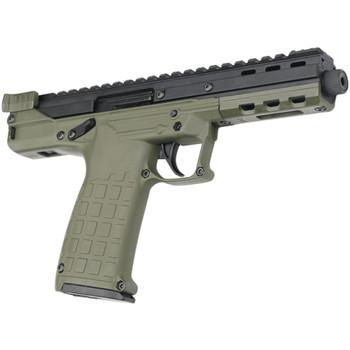 KEL-TEC CP33 22LR 5.5in 33rd OD Green Pistol (CP33GRN)