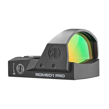SIG SAUER ROMEO1PRO 1x30mm 3 MOA Red Dot Sight (SOR1P100)