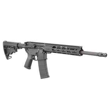 RUGER AR-556 5.56 NATO 16.10in 30rd Black Hard Coat Anodized Rifle (8529)