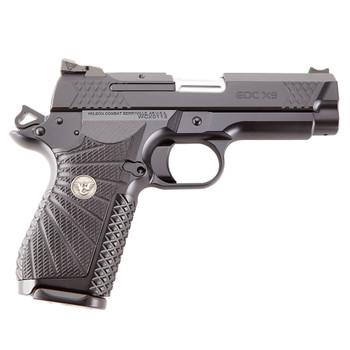 WILSON COMBAT EDC X9 9mm Luger 4in 15rd Black Pistol (EDCXCP9)