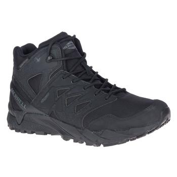 MERRELL Mens Agility Peak Mid Tactical Waterproof Shoe (J17849)