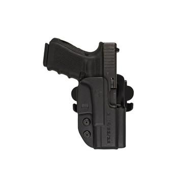COMP-TAC International Sig P226/RX/Rail MK25 9mm/.40 RH Black OWB Kydex Holster (C241SS165RBKN)