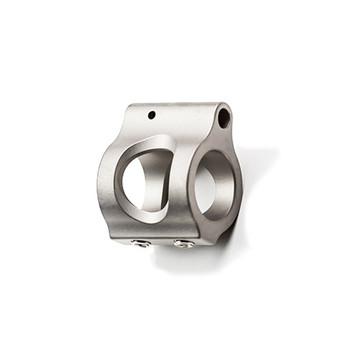 2A ARMAMENT .875in Internal Bore Titanium Gas Block (2A-TIGB-3)
