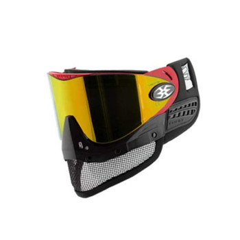 EMPIRE E-Mesh Red Airsoft Goggle System with Thermal Mirror Fire Lens (23342)
