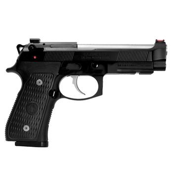 LANGDON TACTICAL TECH 92 Elite LTT Trigger Job 9mm 4.7in 15rd Black Pistol (LTT-92E-FSTJ)