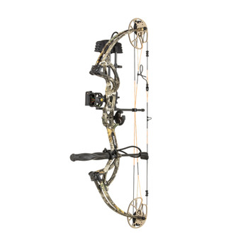 BEAR ARCHERY Cruzer G2 RTH 5-70lb Realtree Edge LH Compound Bow (AV83B21007L)
