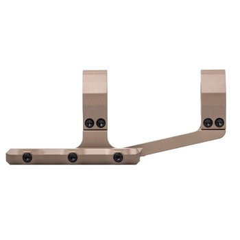 AERO PRECISION Ultralight 1in SPR FDE Cerakote Scope Mount (APRA210710)