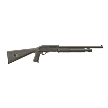 EAA Akkar 12Ga 18.5in 5rd Pump-Action Shotgun (111375)
