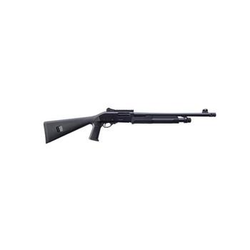 EUROPEAN AMERICAN ARMORY Churchill 12Ga 18.5in 5rd 3in Pump-Action Shotgun (111380)