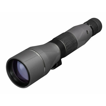 LEUPOLD SX-5 Santiam 27-55x80 HD Straight Spotting Scope, Shadow Gray (175912)