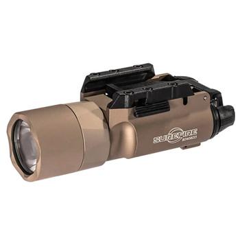 SUREFIRE X300 Ultra White LED 1000 Lumens Tan Weaponlight (X300U-A-TN)