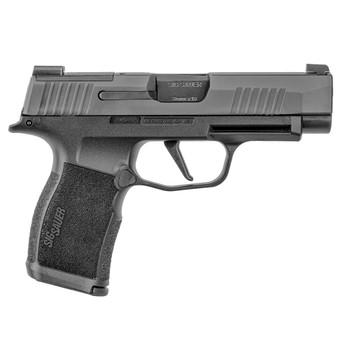 SIG SAUER P365 XL 9mm 3.7in 2x 10rd Mag Black Pistol (365XL-9-BXR3-10)