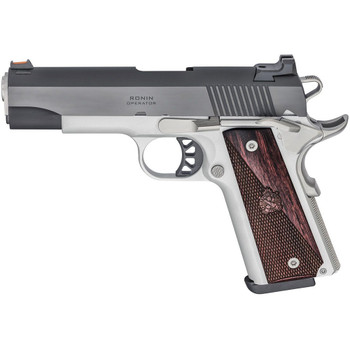 SPRINGFIELD ARMORY 1911 Ronin Operator 45ACP 4.25in 8rd Pistol (PX9118L)